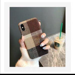 Accessories - iPhone X/Xs Case